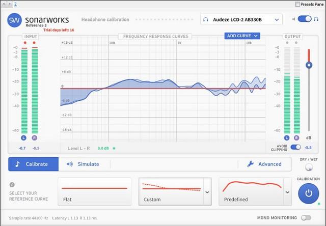 """Латвийский стартап Sonarworks объявил о выпуске """"Reference 3 headphone"""" - новой версии единственной в своем роде программы для выравнивания аплитудно-частотной характеристики (АЧХ) наушников"""