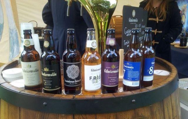 Пивоварня Valmiermuižas alus в течение нескольких лет намерена начать поставки по всему региону Балтийского моря, в том числе в Санкт-Петербург.