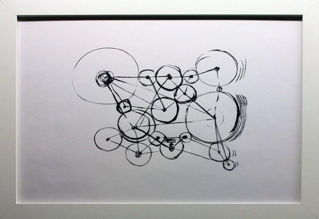 В Риге в Happy Art Museum (улица Дзирнаву, 67, седьмой этаж галереи «Рига») до 15 мая можно посмотреть работы Александра Николенко