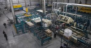В Елгаве открывается завод Cross Timber Systems – первое в Латвии и во всем балтийском регионе производство перекрестно-клеенных древесных плит