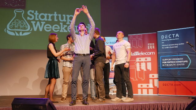 Команда House Heroes стала победителем майского Startup Weekend Riga 2015.