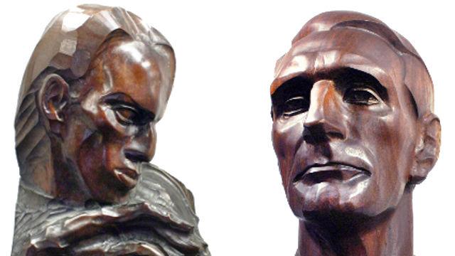 В Риге до 6 июня в галерее «Даугава» (ул. Алксная, 10/12) можно увидеть работы В Риге до 6 июня в галерее «Даугава» (ул. Алксная, 10/12) можно увидеть работы скульптора скульптор Игоря Васильева.