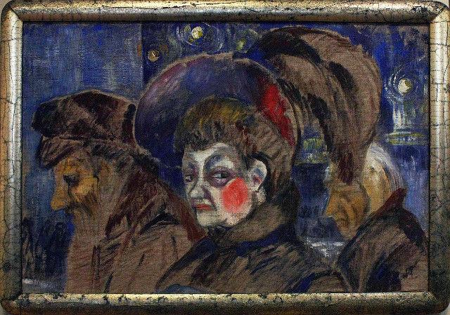 В двух залах музея «Рижская Биржа» до 5 июля экспонируется коллекция работ художников, собранная Михаилом Барышниковым больше чем за сорок лет.