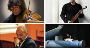 На новой неделе (11 - 17 мая) в Риге – Башмет, Бушков, Николай Носков и балет Прокофьева «Ромео и Джульетта».