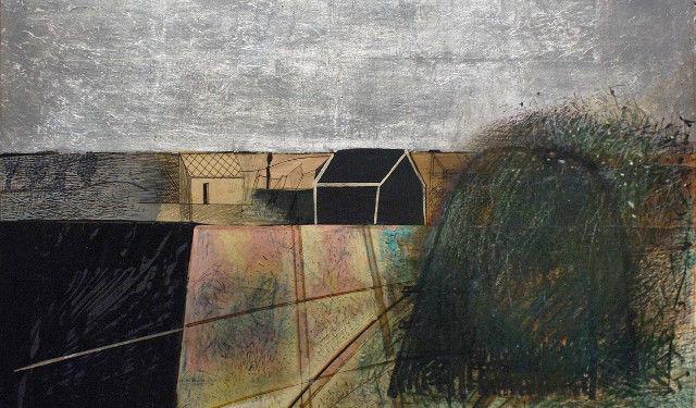 До 12 июня нужно успеть на выставку работ Бориса Берзиньша, живопись и графика которого давно стали предметом национальной гордости Латвии.