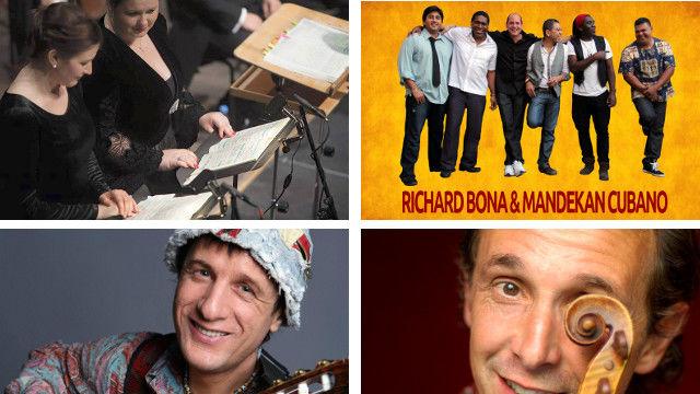 На этой неделе (15 - 21 июля) в Риге выступят Жюль Апап, Диана Кетлер, Дидюля, Ришар Бона и Smokie