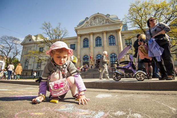 Фото: Flickr -   Самоуправление Риги