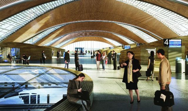 Rail Baltica Riga - PLH Arkitekter 5
