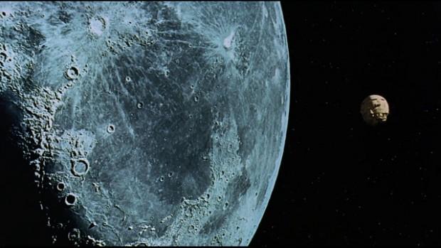 moon - 2001 space oddisey