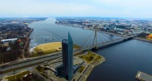 Riga Drone - Justin Luize