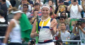 ostapenko WTA Korea