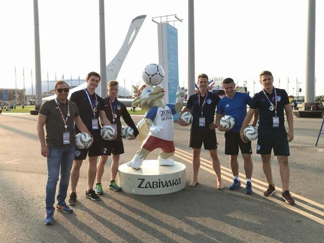 Фото: Latvijas Telpu Futbola asociācija
