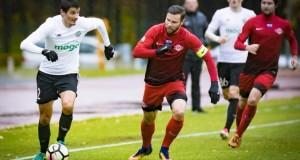 Фото: Latvijas Futbola virslīga - Nora Krevņeva-Baibakova