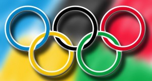 olympic olimpijskaja emblema blue-81848_640
