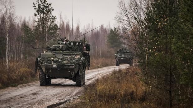 Фото: Министерство обороны Латвии