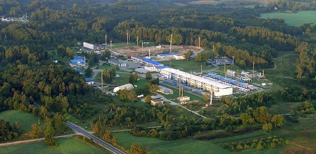 Латвия играет стратегически важную роль благодаря Инчукалнскому подземному хранилищу (ПХГ)